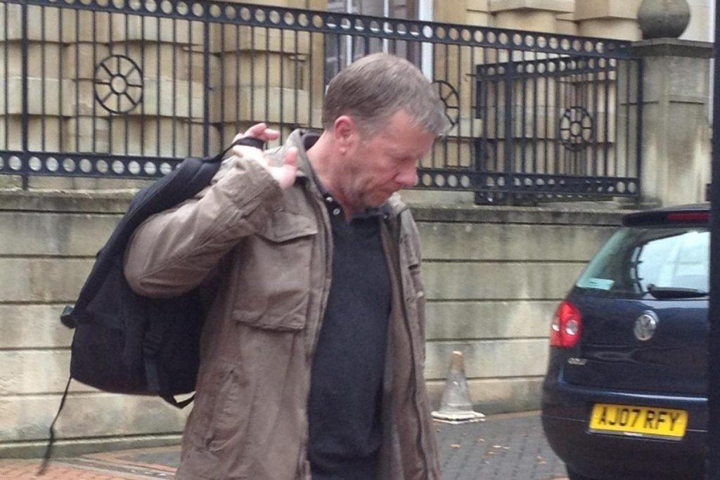 Simon Dalton, the ex-butler of Prince Charles' friend