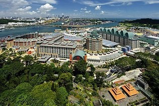 Singapore Resorts World Sentosa
