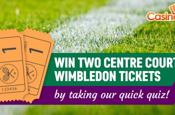 WIN Wimbledon Centre Court tickets by taking our quick quiz!