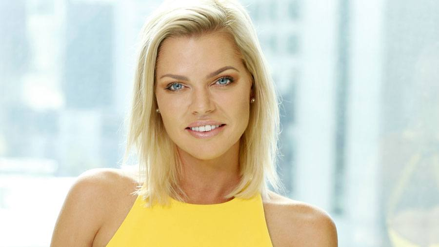 Bachelorette star who was the face of a betting company PR campaign