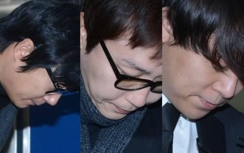 Tony An, Lee Soo-geun and Tak Jae-hoon were sentenced for illegal betting