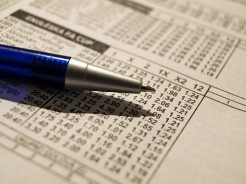Sports arbitrage betting odds