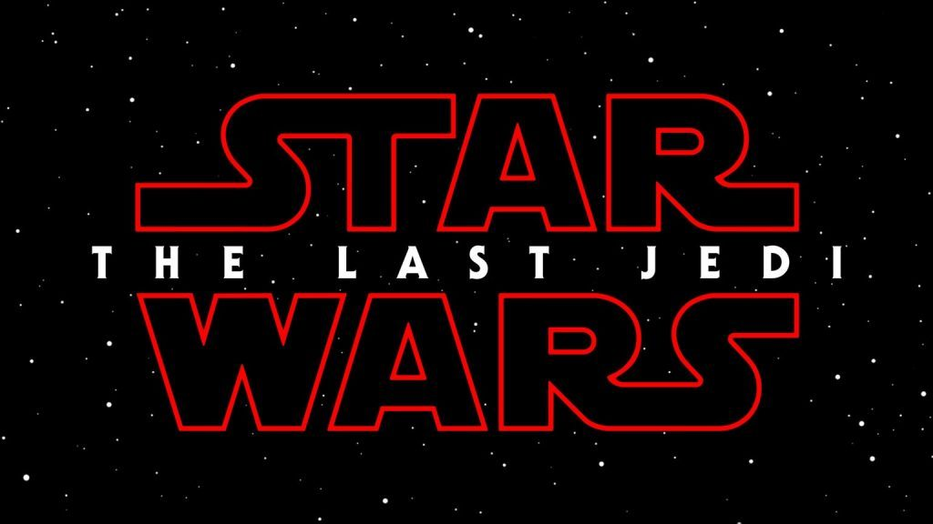 The logo of the latest Star Wars film