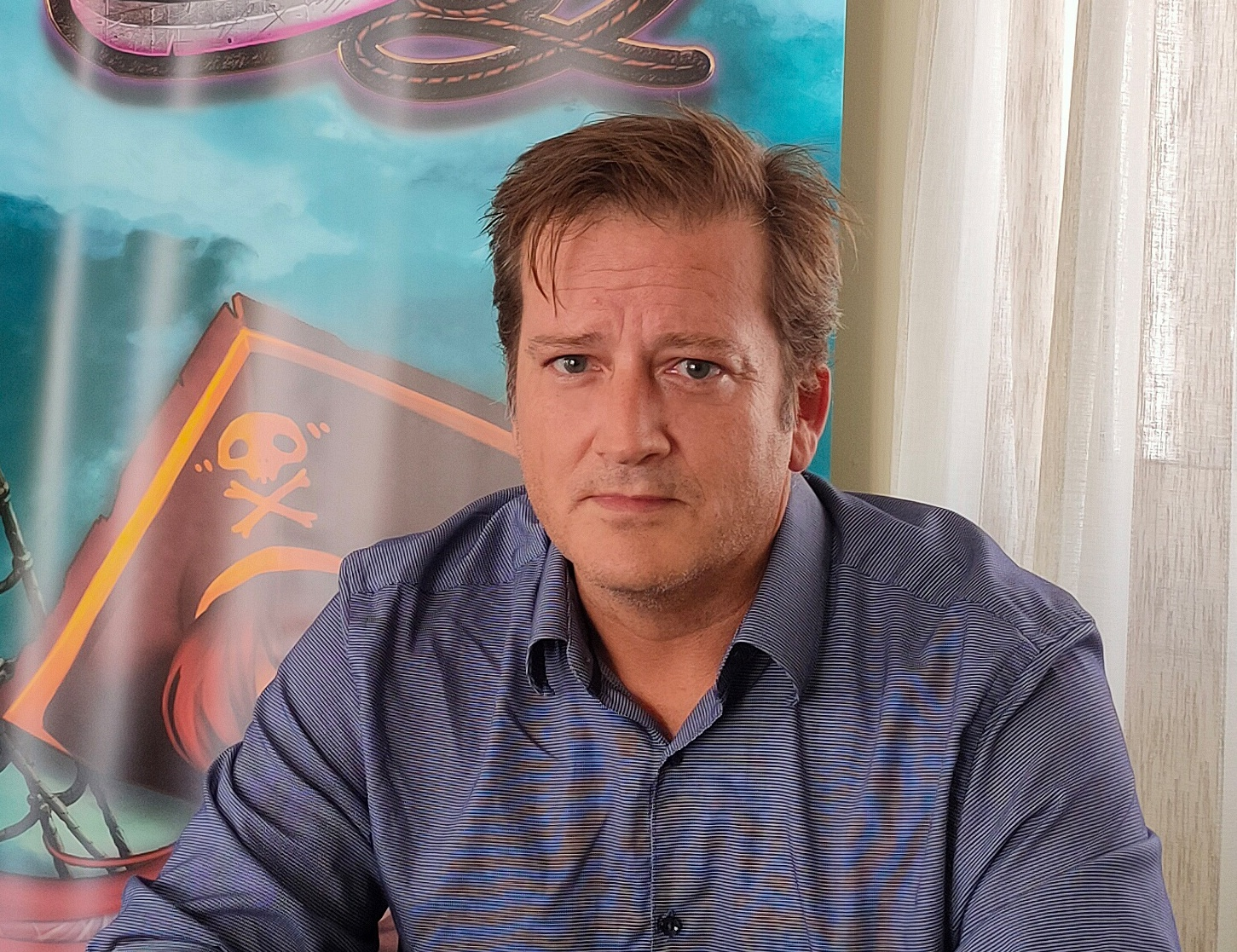 Steve Cutler, CEO and co-founder of Kalamba Games