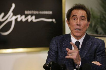 Steve Wynn, casino mogul and republican national committee finance chairman