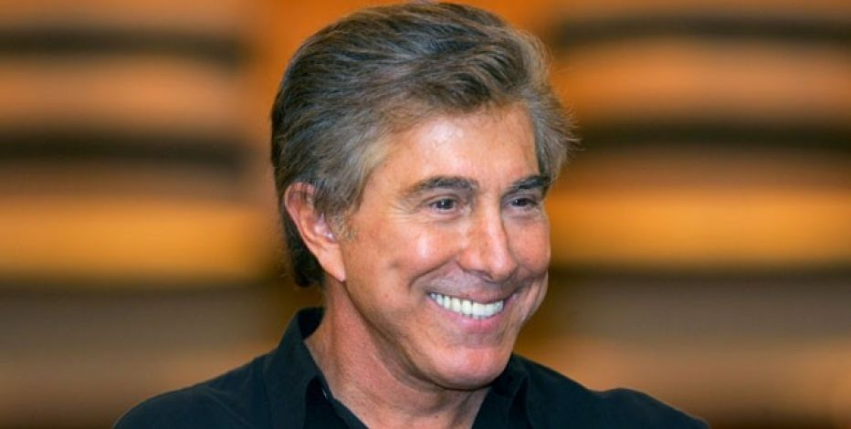An image of Steve Wynn, CEO of Wynn Resorts