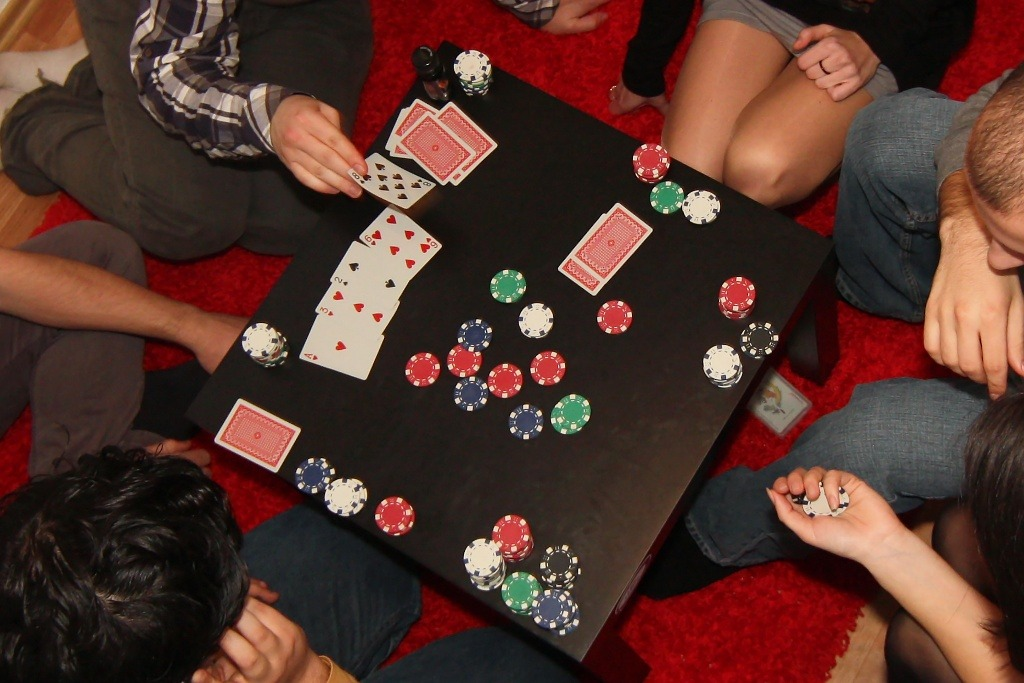 Poker qiwi
