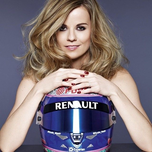 British former racing driver for Williams
