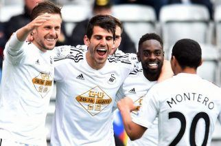Newcastle vs Swansea (Image: http://e1.36)5dm.com