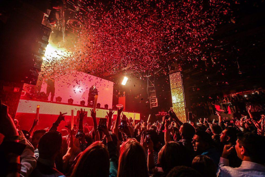 Inside TAO nightclub at The Venetian in Las Vegas