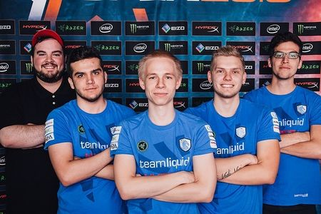 Team Liquid eSports organisation