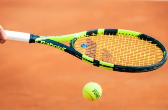 How do the world's top tennis pros handle the transition from clay to grass?