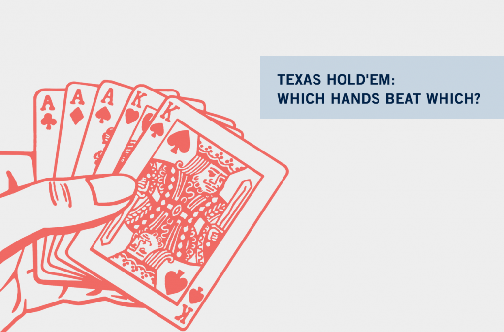 texas holdem what beats what