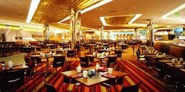 An inside look at the buffet at The Mirage
