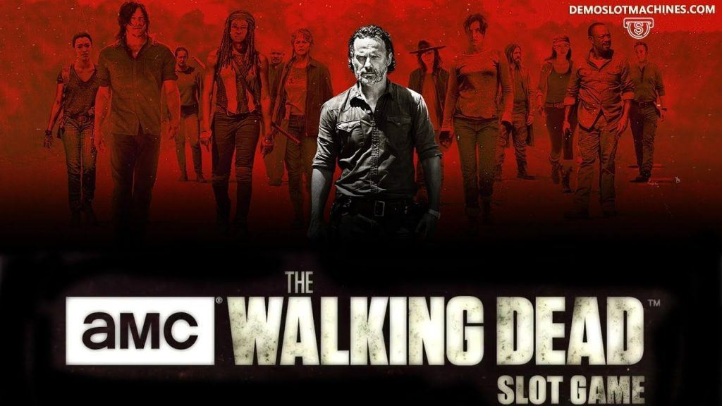 An image representing The Walking Dead slot game