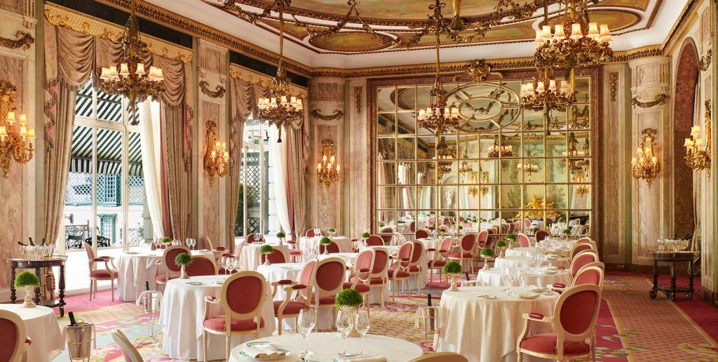 The Ritz Restaurant, London