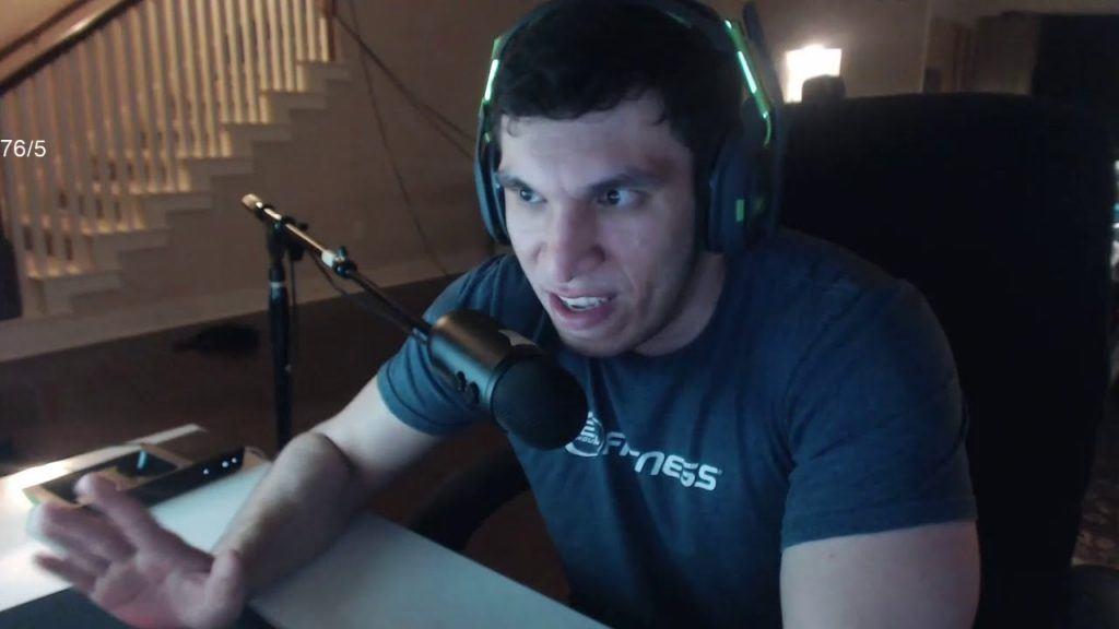 Trainwrecks Twitch