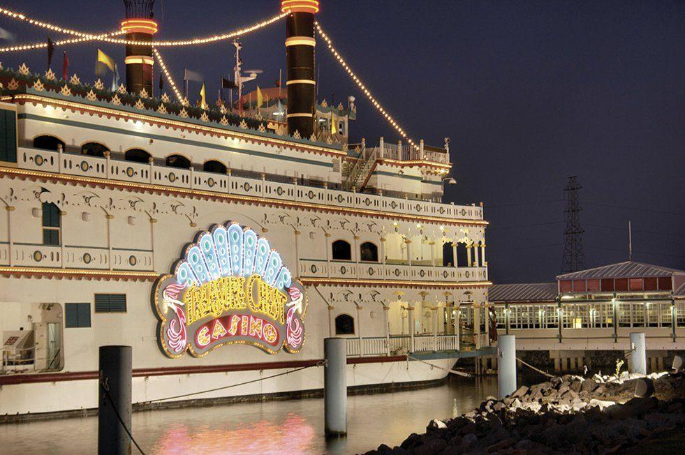 Treasure Chest Casino in Louisiana