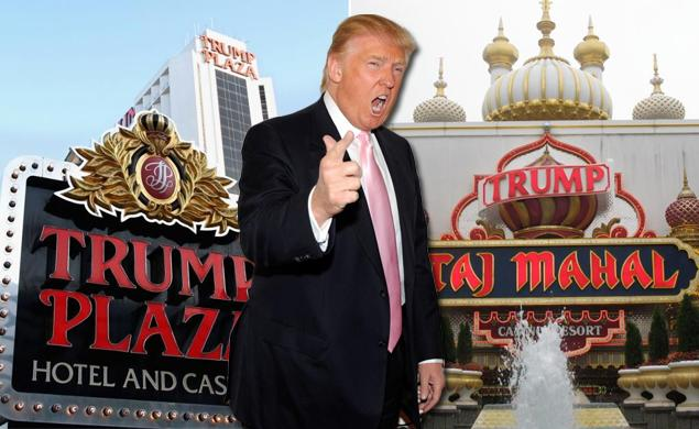 Image result for trump casinos