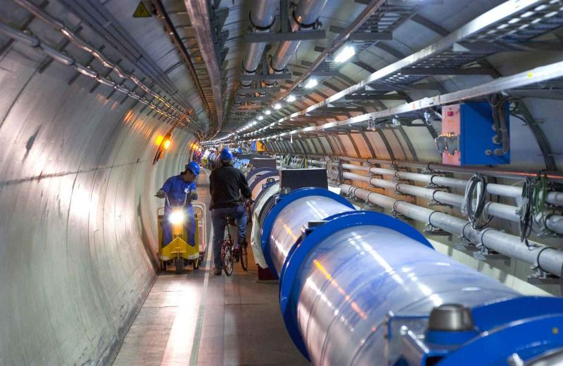 The Large Hadron Collider facility