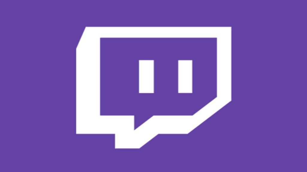 The official logo for Twitch