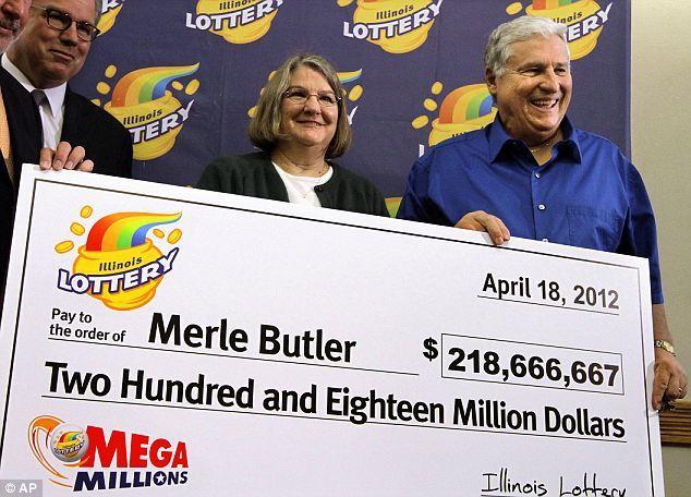 US lottery winners
