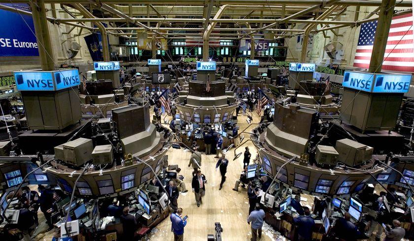 Electronic trading US stock market