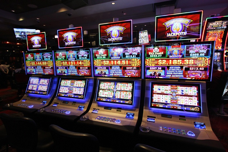 What is the best slot machine to play in vegas igg poker deluxe hack chips