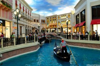 The Craziest Features You'll Find in Vegas Hotels