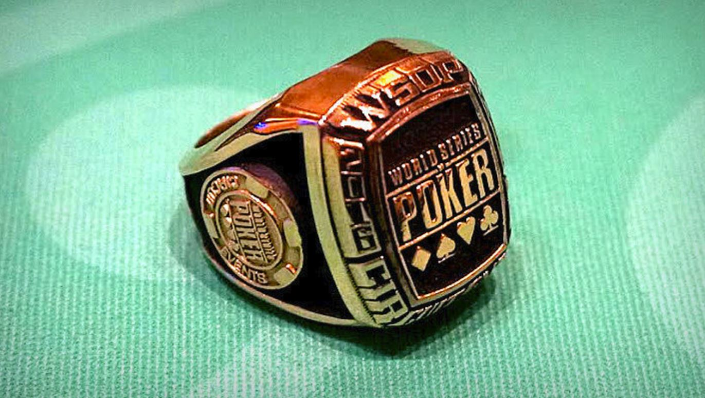 WSOP ring