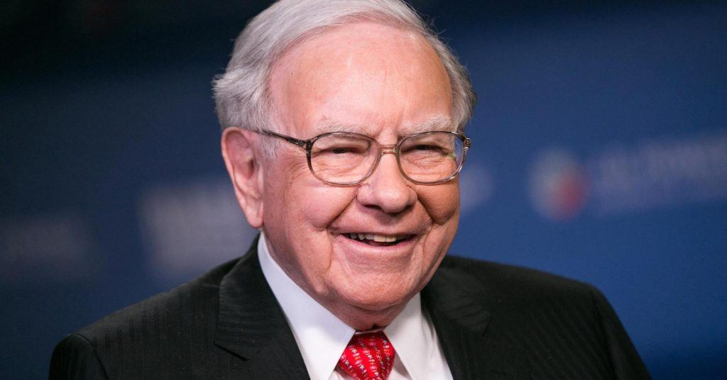 Warren Buffett is a US business tycoon and isn't convinced by Bitcoin