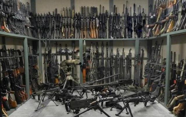Battlefield Vegas gun range