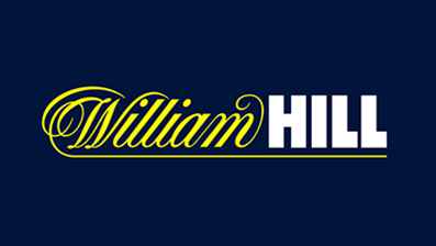 The William Hill betting site logo