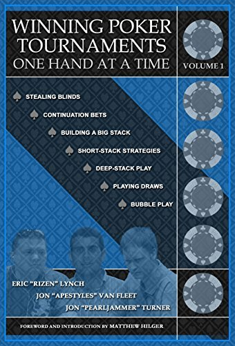 Winning Poker Tournaments One Hand at a Time – Eric Lynch