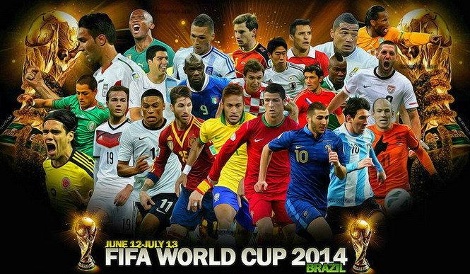 World Cup 2014, FIFA, Brazil