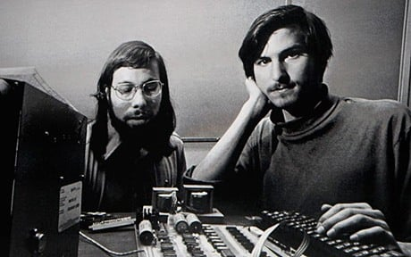 Steve Wozniak and Steve Jobs developed Breakout for the Atari