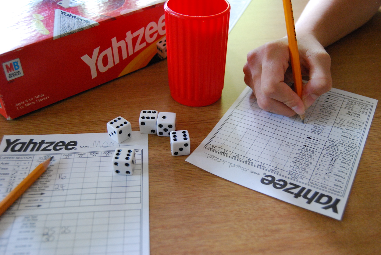 Yahtzee: How To Play And How To Increase Your Chances Of Winning