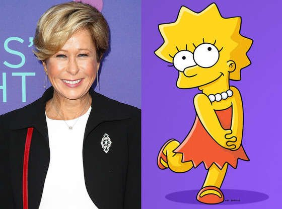 Yeardley Smith is the voice actor of The Simpsons character Lisa Simpson
