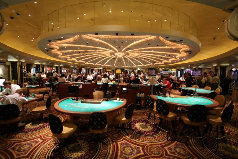 A Large Casino. (Image credit :travelhotelvideo.com)