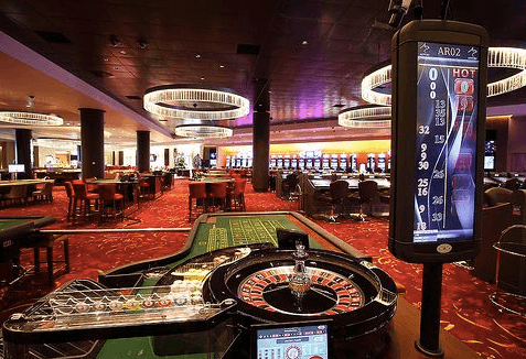 A Roulette Table In A Casino (Image credit: Qura.com)