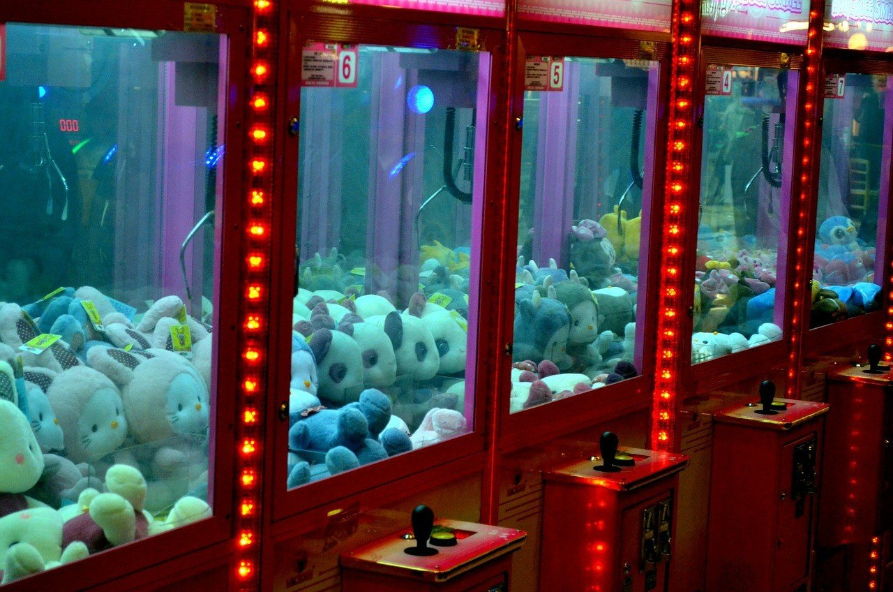 Do Arcades and Claw Machines Turn Kids into Gamblers?