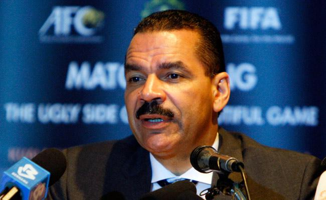 Interpol Secretary General Ron Noble was pleased to announce that an international soccer match-fixing ring had been given a swift kick in the derriere.