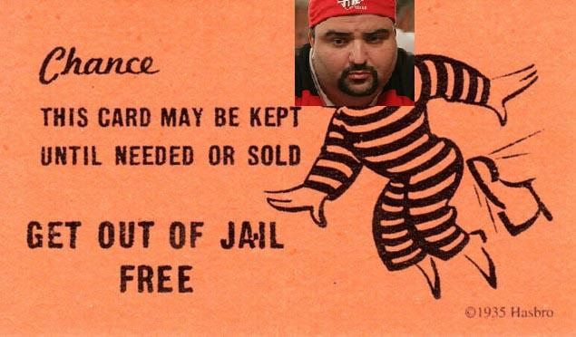 Ray Bitar was able to pay his way out of jail time, but maybe not a meeting with the Grim Reaper
