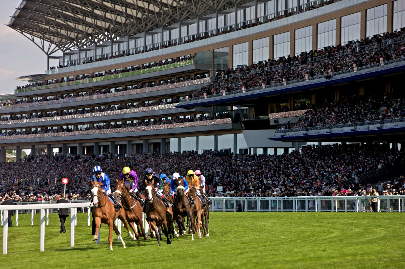 Ascot has been a source of enjoyment for royalty and regulars alike for three centuries.