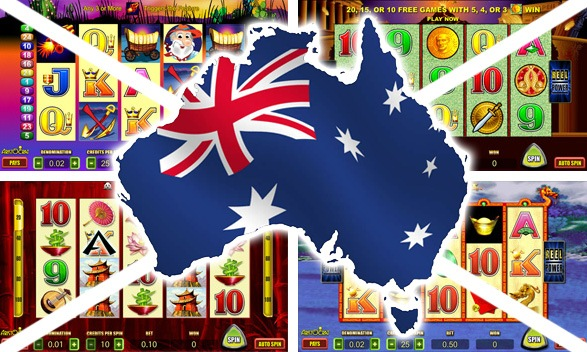 An image illustrating how much pokies is a big part of the Australian culture