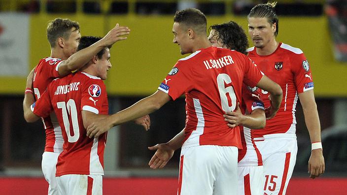 Austria Euro 2016