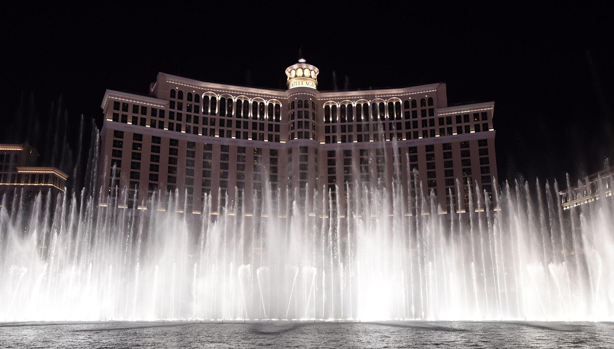"""Bellagio Fountains"" (Image Credit: multivu.com)"