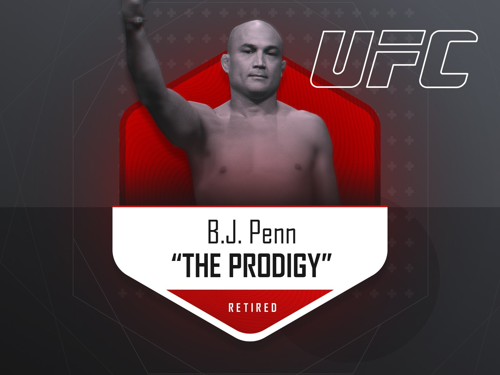 B.J. Penn - UFC fighter