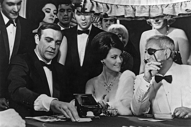 Baccarat Isn't Just For James Bond. (Image credit:Bloomberg.com)
