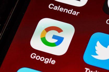 Google app on iphone